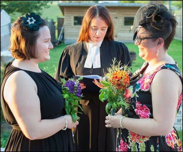 religion and diversity project photo essay same sex wedding